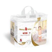 Трусики Mommy Baby размер 6 (XXL) (13-24кг) 38 штук