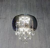 Круглая хрустальная люстра МЕДУЗА, фото 1
