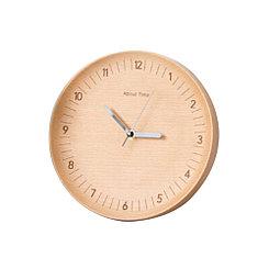 Часы Xiaomi Bela Design Mute Logs Wooden Alarm Clock