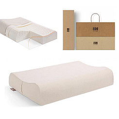 Подушка ортопедическая латексная Xiaomi Mi 8H Pillow Z2, (60 x 40 x 12 см)