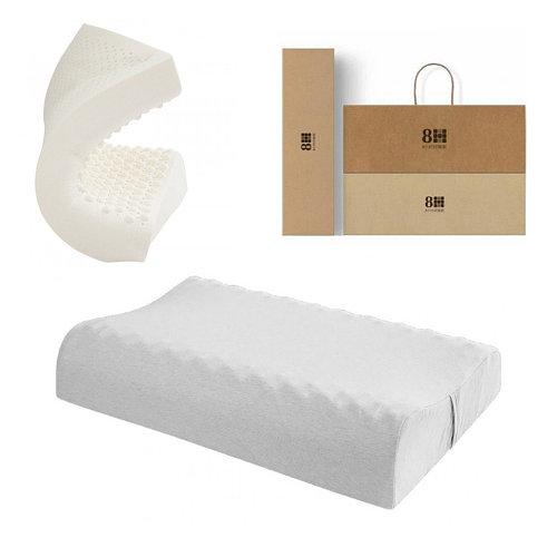 Подушка ортопедическая латексная Xiaomi Mi 8H Pillow Z3, (60 x 40 x 12 см)