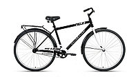 "Велосипед ALTAIR CITY 28 high (28"" 1 ск. рост 19"") 2020-2021, черный/серый, RBKT1YN81002 /8712003000"