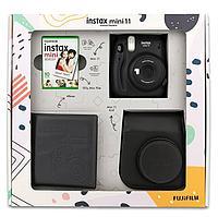 Подарочный набор Fujifilm Instax mini 11 Charcoal Gray