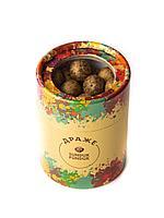 Драже Клюква в темной шоколадной глазури золотая