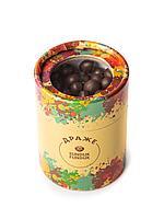Драже Кофейные зерна в темной шоколадной глазури с корицей