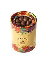 Драже Фисташка в молочной шоколадной глазури