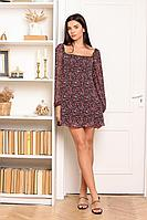 Женское летнее шифоновое большого размера платье AURA of the day 3020.176 40р.