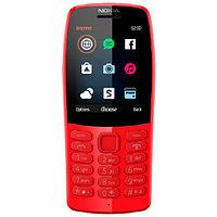 Nokia 210 DS Red мобильный телефон (1318932)