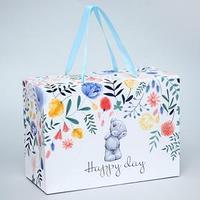 Пакет-коробка 'Happy Day', Me To You, 20 x 28 x 13 см