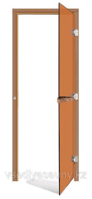 Дверь для финской сауны. 690х1890. Sawo. Финляндия. - фото 1
