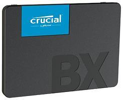"""Твердотельный накопитель 240Gb SSD Crucial BX500 3D NAND 2.5"""" SATA3 R540Mb/s W500MB/s 7mm CT240BX500SSD1"""