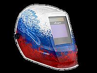 Сварочная маска AS-4001F TRUE COLOR ПАТРИОТ