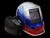 Сварочная маска AS-4001F ПАТРИОТ С УСТРОЙСТВОМ ПОДАЧИ ВОЗДУХА Р-1004