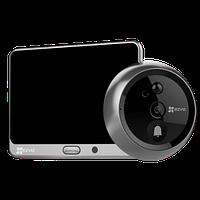 Домофон Wi-Fi три в одном: дверной глазок, звонок и домофон DP1