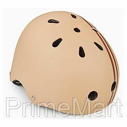 Шлем защитный Happy Baby DRIFTER 50018 Beige