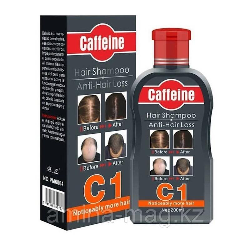 Шампунь от выпадения волос Caffeine Hair Shampoo Anti-Hair Loss C1