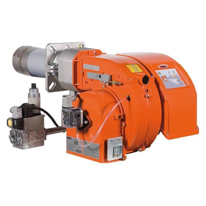 Газовая горелка Baltur TBG 45 P (100-450 кВт)