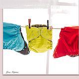 Organic многоразовый подгузник от Umm Maryam, фото 3