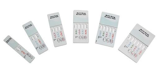 Экспресс тест для определения 3 видов наркотиков в моче