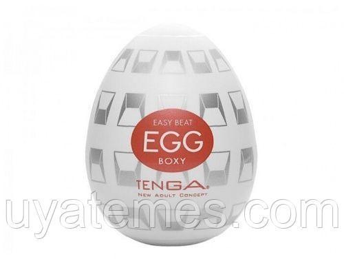Мастурбатор яйцо Tenga egg Boxy