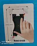 Держатель телефона на руль велосипеда mobile holder zm-001 диагональ до 6.3, фото 3