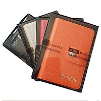Визитница на 20 визиток KB2101 ассорти