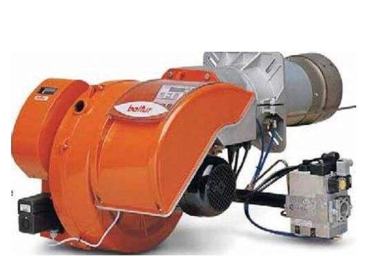 Газовая горелка Baltur TBG 210 P (400-2100 кВт)