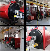 Котел отопительный на жидком топливе Art Boilers КЖ116 в комплекте с горелочным устройством