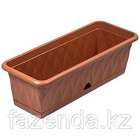 Ящик балконный СИЕНА 93 см