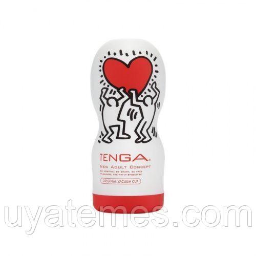 TENGA & Keith Haring Мастурбатор Original Vacuum Cup