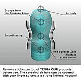 TENGA & Keith Haring Мастурбатор Original Vacuum Cup, фото 3
