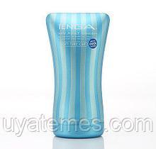 Мастурбатор TENGA Soft Tube Cool с охлаждающим эффектом
