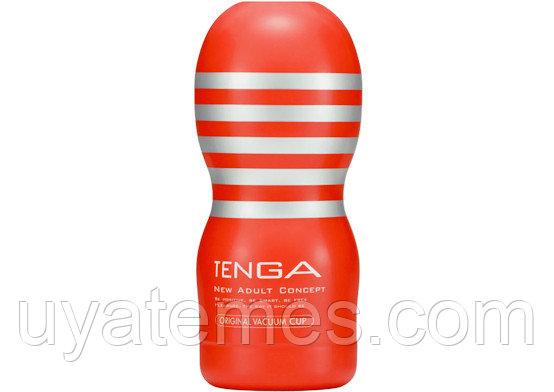 TENGA / Мастурбатор Tenga Deep Throat Cup - Оригинал (Made in Japan)