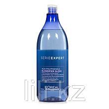 Шампунь для сияния мелированных и осветлённых волос L'Oreal Professionnel Blondifier Gloss Shampoo 1500 мл.