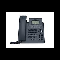 IP телефон Yealink SIP-T30P(Без блока питания), IP телефон,1 SIP аккаунт, PoE