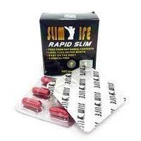 Slim Life Rapid Slim капсулы для похудения