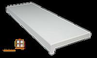 Подоконник ПВХ 200 мм белый ламинированный