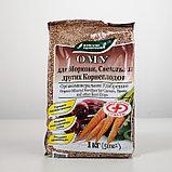 Удобрение органоминеральное для моркови, свеклы и корнеплодов, 1 кг, фото 2
