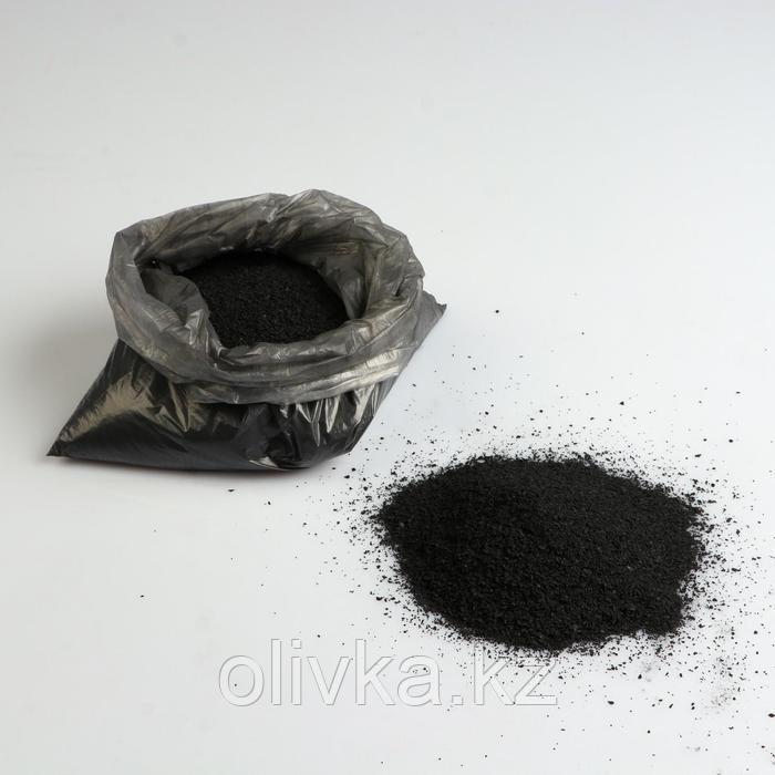 Шунгит для комнатных растений, фракция 1мм, пакет, 1000 гр.