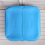 Бочка-бак пищевая, 300 л, с крышкой, цвет МИКС, фото 5