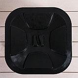 Бочка-бак пищевая, 300 л, с крышкой, цвет МИКС, фото 8