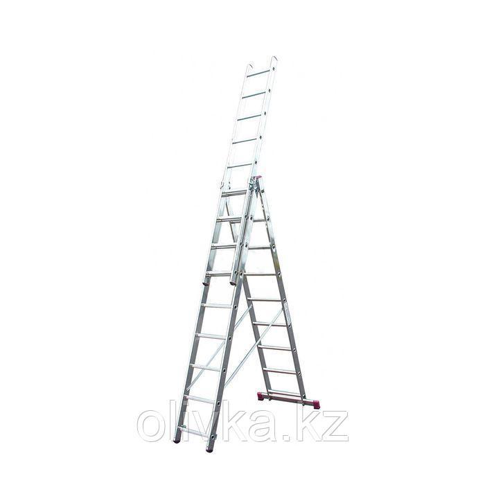 Универсальная лестница KRAUSE CORDA 3х9