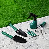 """Набор инструментов для садовода """"Тому, кто делает мир прекраснее"""", 5 предметов, фото 3"""