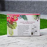 """Набор инструментов для садовода """"Твой райский сад"""",  5 предметов, фото 4"""