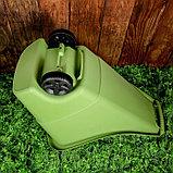 Тележка садовая Keter, двухколёсная, 50 л, пластик, цвет МИКС, фото 4