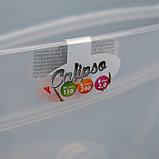 Горшок Santino Calipso, 2 л, цвет прозрачный, фото 3