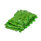 Маскировочная сеть «Лайт», 2 × 5 м, зелёная/светло-зелёная, фото 3