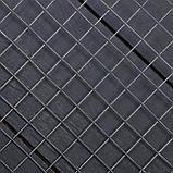 Сетка оцинкованная сварная 1 х 10 м, ячейка 25 х 25 мм, d=1,2 мм, металл, фото 2
