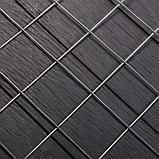 Сетка оцинкованная сварная 1,5 х 25 м, ячейка 50 х 50 мм, d=1,4 мм, металл, фото 2