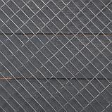 Сетка оцинкованная сварная 1,5 х 25 м, ячейка 12,5 х 25 мм, d=1,4 мм, металл, фото 2